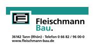 Kunde/Partner Fleischmann Bau
